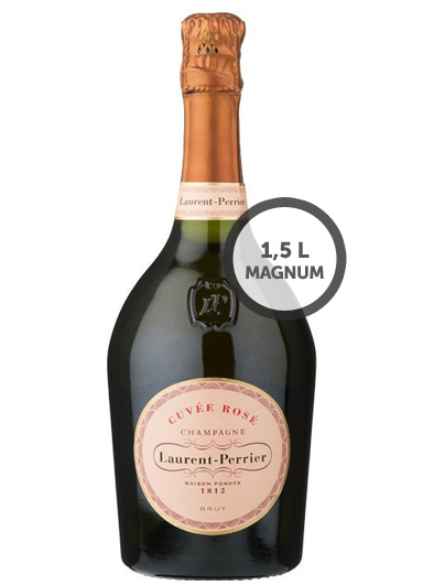 comprar vino laurent perrier cuve ros 1500ml vino d o champagne vinorama. Black Bedroom Furniture Sets. Home Design Ideas