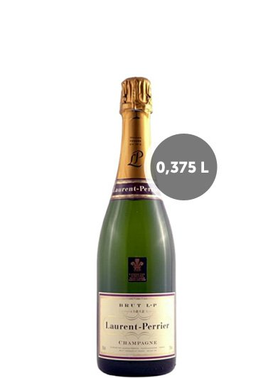 Champagne Laurent-perrier Brut (0,375 L.)