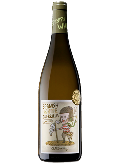 Vino Spanish White Guerrilla Chardonnay