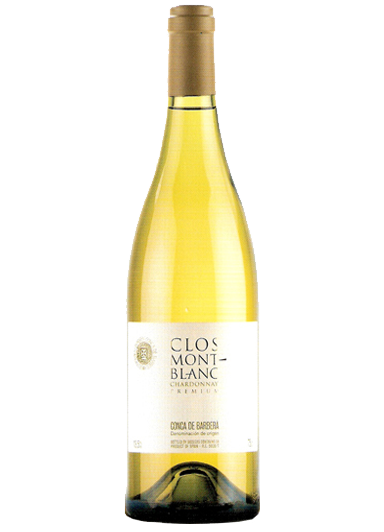 Vino Clos Montblanc Chardonnay