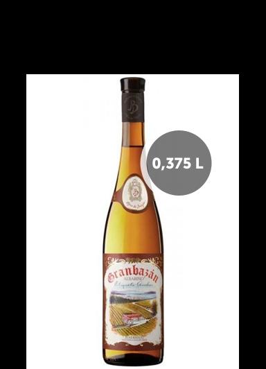 Vino Albariño Granbazán Ámbar 0'375