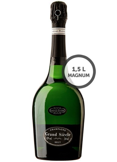 Champagne Laurent-perrier Grand Siecle (Magnum)
