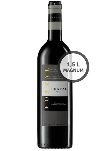 Vino Fontal Crianza (Magnum)