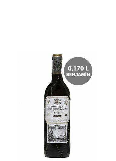 Vino Marqués de Riscal Reserva (0,170L.)
