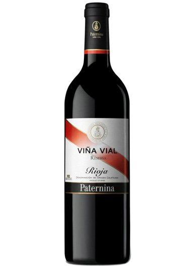 Vino Paternina Viña Vial Reserva