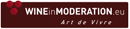 Wine in moderation logo